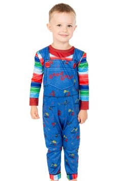Child's Play Toddler Chucky Costume