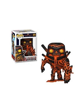 Pop! Spider-Man: Far From Home- Molten Man