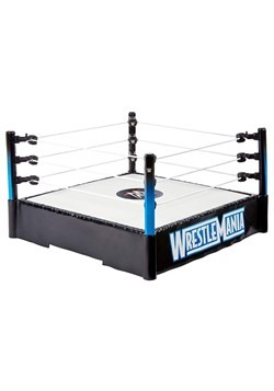 WWE Action Figure Wrestlemania Ring
