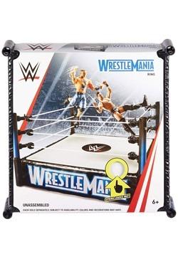 WWE Action Figure Wrestlemania Ring Alt 3