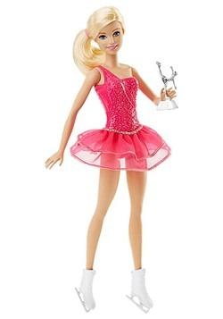 Barbie Career Figure Skater Doll