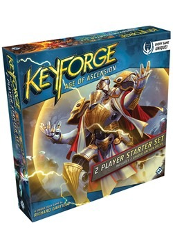 KeyForge: Age of Ascension Two-Player Starter Card Game