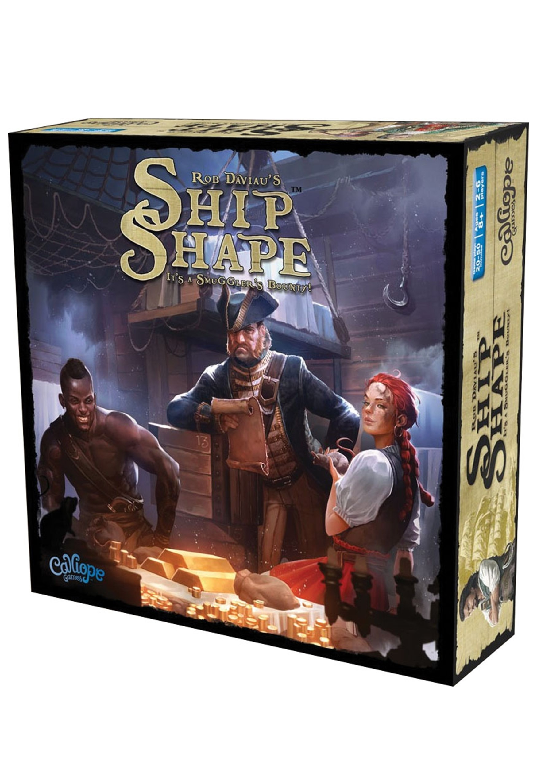 Titan_Series_Ship_Shape_Board_Game