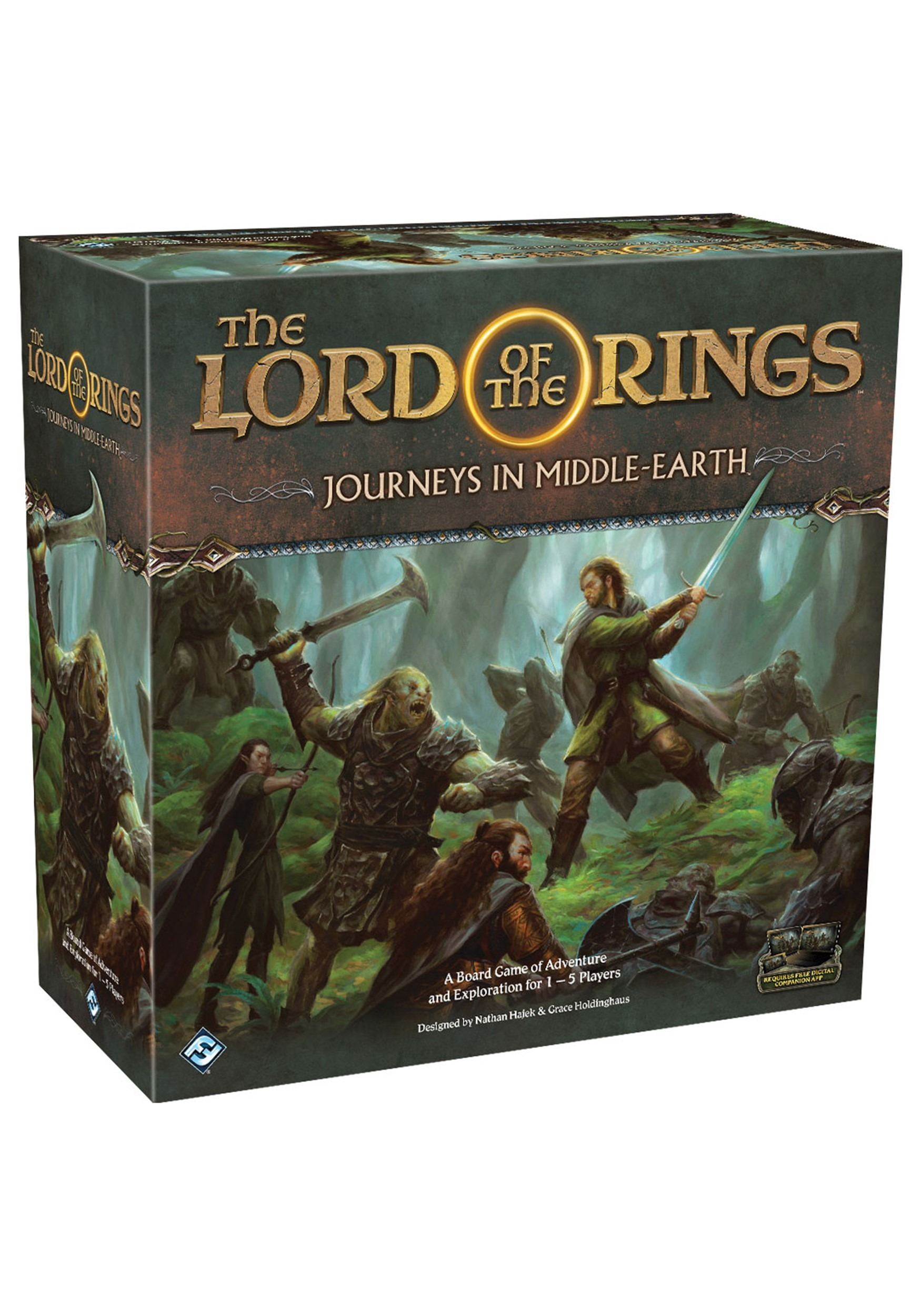 The_Lord_of_the_Rings:_Journeys_in_Middle-Earth_Board_Game_1-5_Players