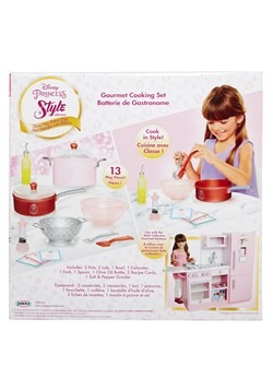 Disney Princess Gourmet Cook Set Alt 1