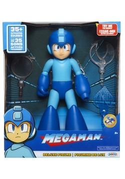 Megaman Deluxe Figure