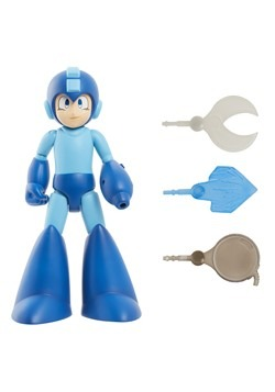 Megaman Deluxe Figure Alt 1