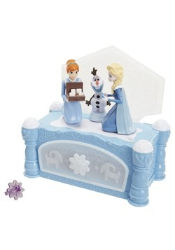Frozen Olaf's Musical Jewelry Box