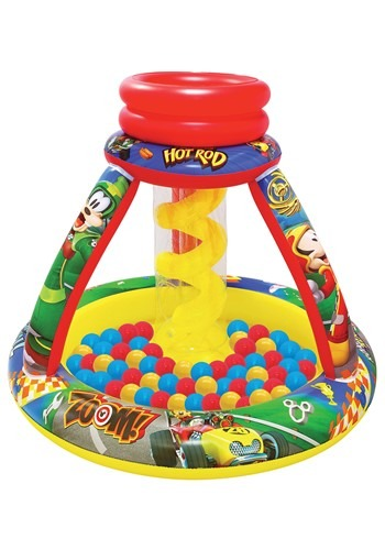 Mickey Mouse Playland w/ 50 Balls