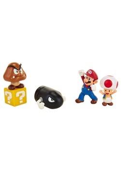 Nintendo Mario 5 Figure Set Alt 1