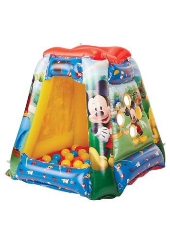 Mickey Mouse Iconic Playland w/ 20 Balls