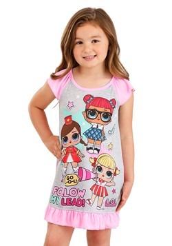 Girls LOL Surprise Dorm Nightgown