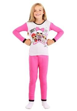 Girls LOL Surprise Shirt/Pant 2-Pack Sleep Set