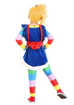 Toddler Rainbow Brite Costume 2