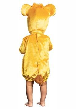 Lion King Infant Simba Costume2