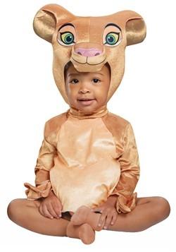 Nala Lion King Infant Costume alt 1