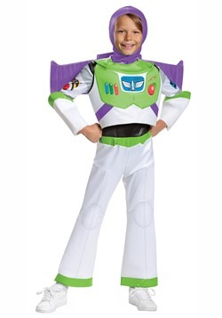 Toy Story Toddler Boy's Buzz Lightyear Deluxe Costume