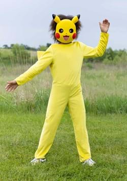 Pokemon Child Pikachu Classic Costume