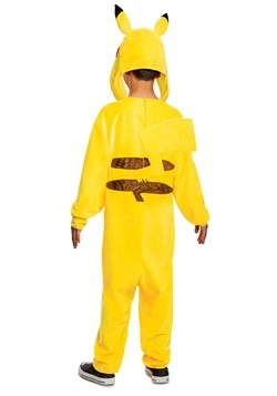 The Pokemon Child Pikachu Deluxe Costume alt1