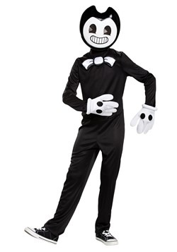 Bendy and the Ink Machine Kid's Bendy Classic Costume