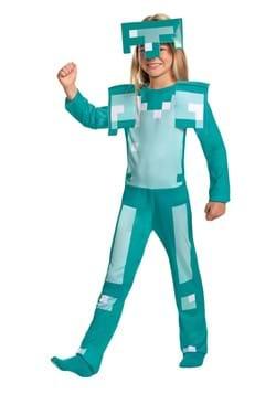 Minecraft Kids Armor Classic Costume1