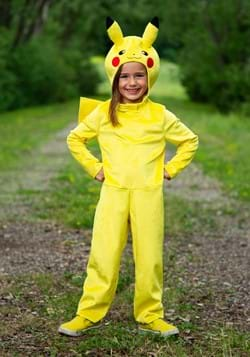 Pokemon Pikachu Toddler Classic Costume