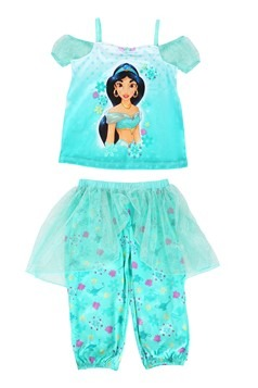 Girls Jasmine Fantasy Sleep Set