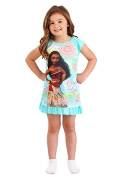 Girls Moana Dorm Nightgown