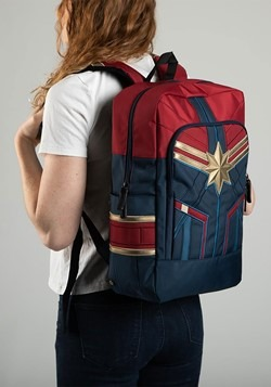 Captain Marvel Suitup Backpack Alt 1