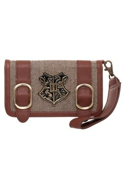 Harry Potter Hogwarts Satchel Wallet