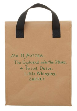 Harry Potter Insulated Lunch Sack Alt 2