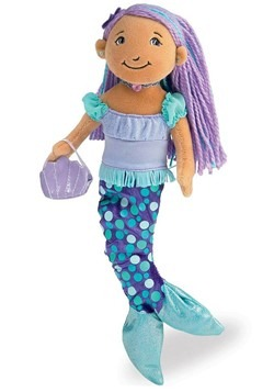 Maddie Mermaid Groovy Girls Soft Doll