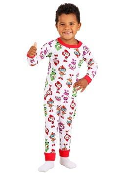 Toddler Top Wings Long Sleeve 2-Pack Sleep Sets Alt 1