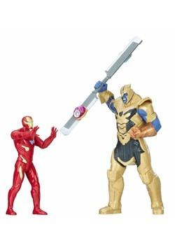 Avengers: Infinity War Iron Man vs. Thanos Battle  Alt 1
