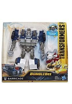 Transformers Bumblebee Energon Igniters Nitro Barricade