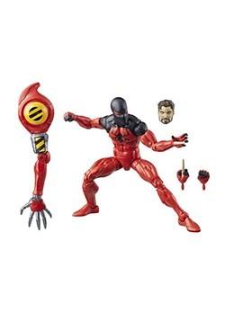 Amazing Spider-Man Marvel Legends Series 6-inch Scarlet Spi