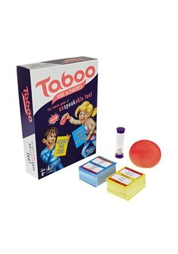 Taboo Kids vs Parents Game