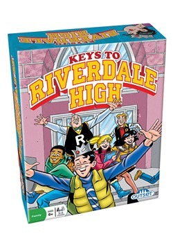 Keys to Riverdale High Tile Game