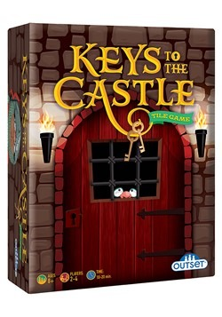 Keys to the Castle Tile Game