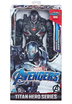 Avengers: Endgame Titan Hero Marvel's War Machine 12-Inch Ac