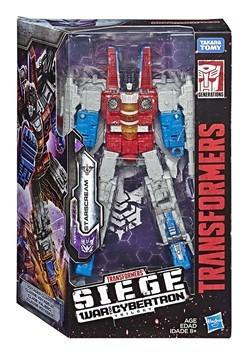 Transformers Generations Siege Voyager Starscream Figure
