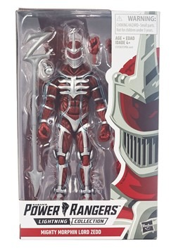 Power Rangers Lightning Collection Lord Zedd 6in Action Figu