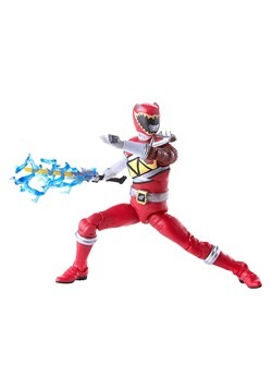 Power Rangers Lightning Collection Red Ranger 6in Action Fig