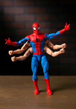Marvel Legends Spider-Man Six Arm Action Figure