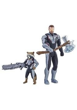 Avengers: End Game Thor & Rocket Action Figure 2-Pack