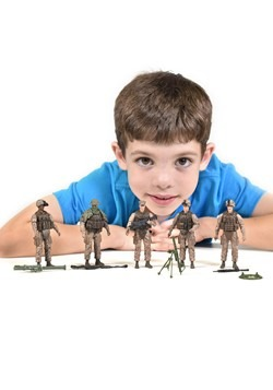 Marine Force Recon Figures 5-Pack Alt 2