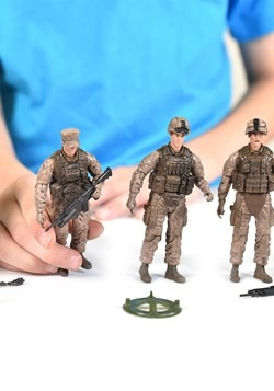 Marine Force Recon Figures 5-Pack Alt 3