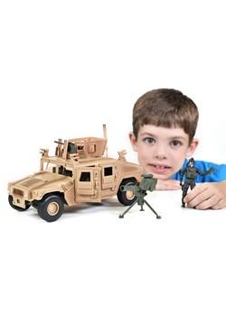 Humvee Vehicle w/ Figure Alt 1