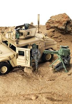 Humvee Vehicle w/ Figure Alt 2