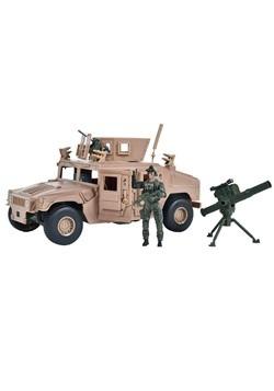 Humvee Vehicle w/ Figure Alt 3